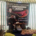 II Concurso Cortadores jamón Montilla