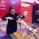 Marta Medrán: Cortadoras de Jamón Valladolid