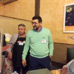 Curso benéfico de corte de jamón Asociación Reyes Magos Chiclana y Agacuj