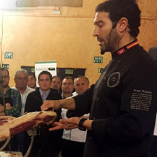 Fran Robles Cobo Master Class Curso Benéfico Chiclana