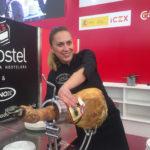 Ruth Martínez: Cortadoras de Jamón Valladolid