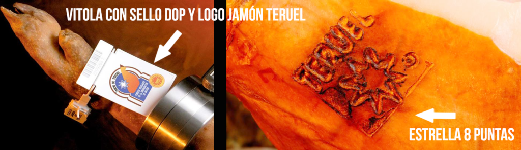 Cómo Reconocer un Jamón DOP de Teruel