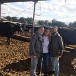 Visita Finca Santa Rosalia, carne de Wagyu