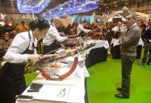 24 Concurso de Cortadores de Jamón Dehesa de Extremadura Salón Gourmets 2017