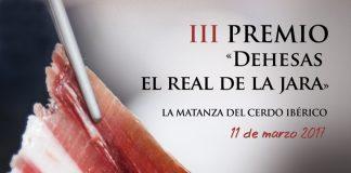 Concurso Cortadores III Premio Dehesas El Real de la Jara