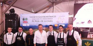 José Iniesta ganador del Concurso de Cortadores de Jamón III Premio Dehesas El Real de la Jara