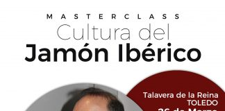 Master Class sobre la Cultura del Jamón Ibérico de la mano de Anselmo