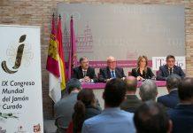 El jamón curado presenta su IX Congreso Mundial