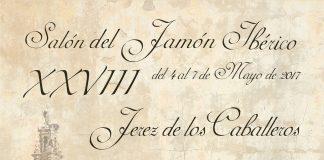 XXVIII Salón del Jamón Ibérico en Jerez de los Caballeros