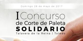 I Concurso de Corte de Paleta Solidario en Talavera de la Reina