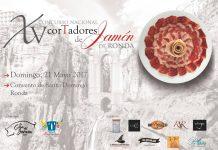 XV Concurso de Cortadores de Jamón en Ronda
