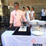 Cristo Muñoz: Final de cortadores de jamón de capa blanca Interpor Spain