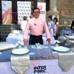 Diego Ferreras: Final de cortadores de jamón de capa blanca Interpor Spain