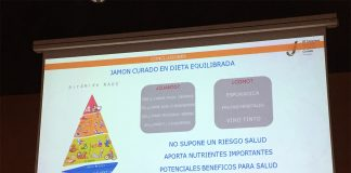 El jamón como componente de una dieta equilibrada, Mario Estévez. Congreso Mundial del Jamón Curado