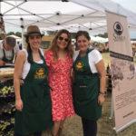 Open Day Jardines de Campo, presentación productos ecológicos Señorío de Montanera