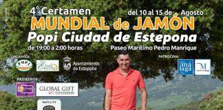 IV edición del Certamen Mundial de Jamón 'Popi' Ciudad de Estepona