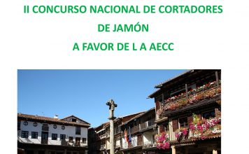 II Concurso Nacional de Cortadores de Jamón Solidario en La Alberca
