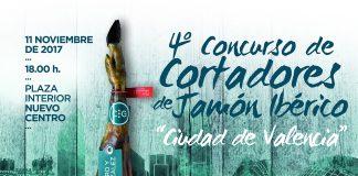 """4º Concurso de Cortadores de Jamón Ibérico """"Ciudad de Valencia"""""""