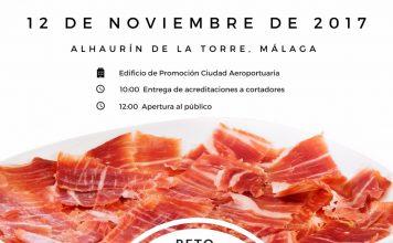 Récord Solidario: Más de 250 cortadores de jamón para apoyar a la Fundación AHUCE