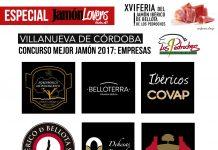 Concurso al mejor Jamón de Bellota 100% Ibérico DOP Los Pedroches