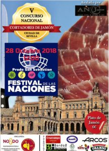 """V Concurso de Cortadores de Jamón """"Ciudad de Sevilla"""""""