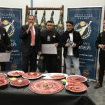 Entrega de premios: I Concurso Online de Cortadores de Jamón