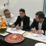 Jurado del I Concurso Online de Cortadores de Jamón