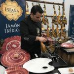 Manuel Carretero I Concurso Online de Cortadores de Jamón