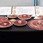 Platos jamón: I Concurso Online de Cortadores de Jamón