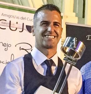 Abraham Cambres Salinas, Campeonato de España de Cortadores de Jamón