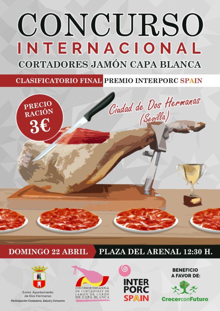 Concurso Internacional Cortadores de Jamón de Capa Blanca Interporc