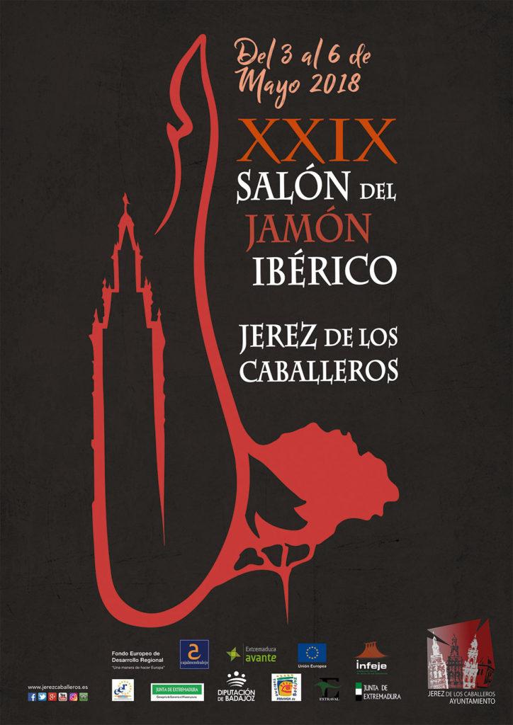 XXIX Salón del Jamón Ibérico Jerez de los Caballeros