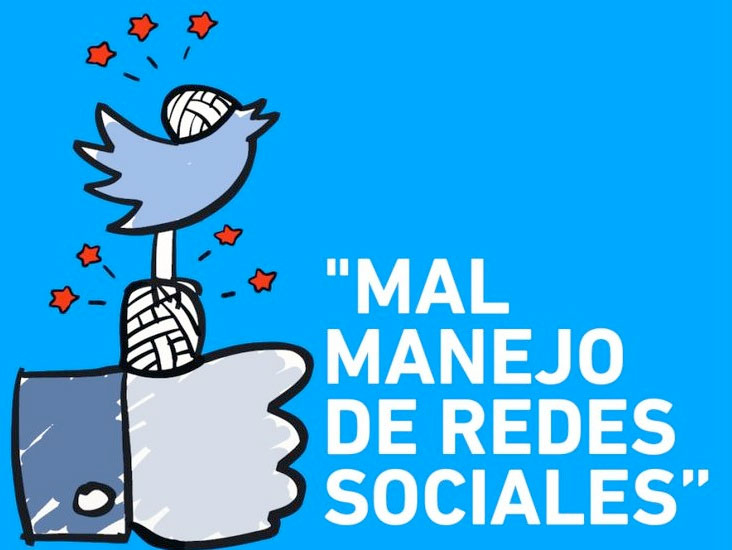 Marketing digital aplicado al mundo del jamón, mal manejo redes sociales
