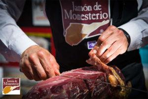 XX Concurso de Cortadores y Cortadoras de Jamón de Monesterio