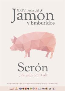 XXIV Feria del Jamón y Embutidos de Serón