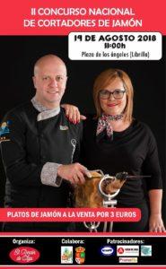 II Concurso Nacional de Cortadores de Jamón Librilla (Murcia)