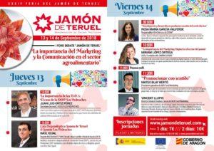I Foro Debate Jamón de Teruel