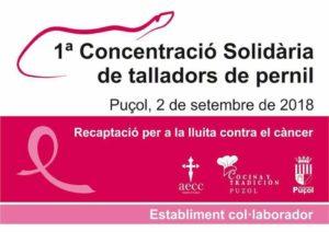 Concentración Solidaria de Cortadores de Jamón Puçol (Valencia)