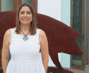 Carmen Illescas, las mujeres del jamón