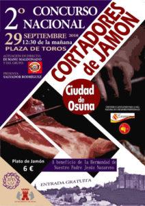 Concurso Cortadores de Jamón Ciudad de Osuna
