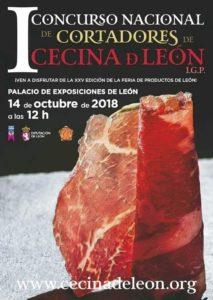 Concurso Nacional Cortadores de Cecina de León