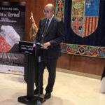 Concurso Mejor Jamón de Teruel 2018. Ricardo Mosteo, presidente DOP Jamón de Teruel
