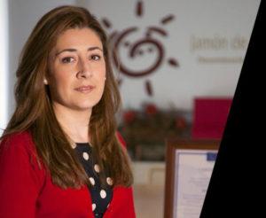 Lucía García, las mujeres del jamón