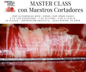 Master Class José Alcobendas Ruiz - Pedro José Pérez Casco