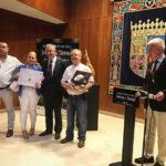 Concurso Mejor Jamón de Teruel 2018. Medalla oro Monrealesa.