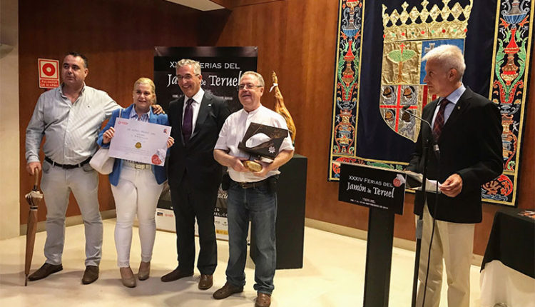 mejor-jamon-teruel-2018-medalla-oro-monrealesa-jamon-dop-teruel