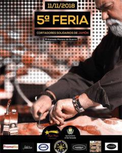 5ª Feria Cortadores Solidarios de Jamón San Fernando (Cádiz)
