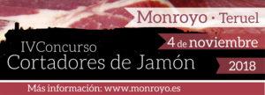 IV Concurso de Cortadores de Jamón Monroyo