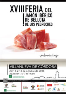 XVIII Feria del Jamón Ibérico de Bellota de Los Pedroches