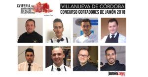 XVIII Concurso al Mejor Cortador de Jamón Nacional de Los Pedroches